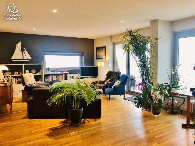 Vente - Appartement - Rennes - 111.00m² - 5 pièces - Ref : N612A