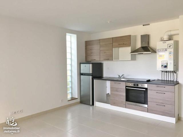 Location - Appartement - Rennes - 45.80m² - 2 pièces - Ref : 004/2934