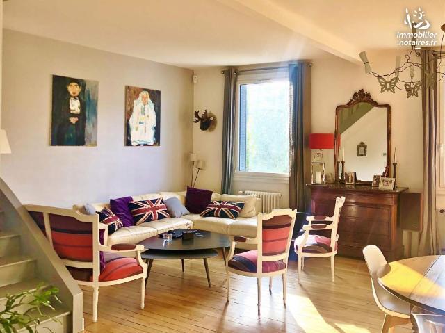 Vente - Maison - Rennes - 140.00m² - 6 pièces - Ref : N617C