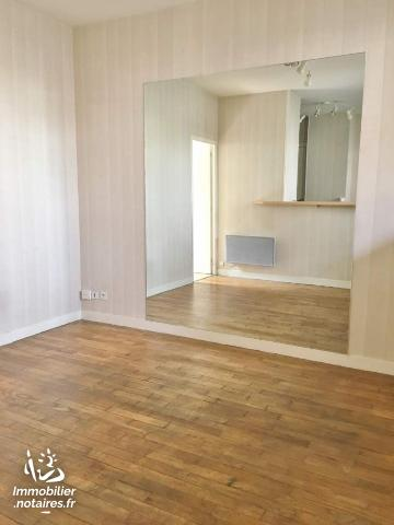 Location - Appartement - Rennes - 37.50m² - 2 pièces - Ref : 004/2901