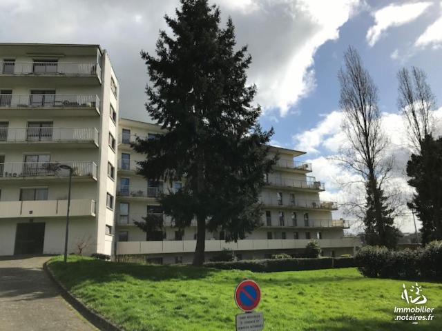 Vente - Appartement - Cesson-Sévigné - 54.00m² - 2 pièces - Ref : 007/2102