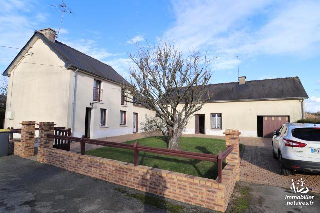 Vente - Maison - Saint-Grégoire - 105.00m² - 6 pièces - Ref : 012/2302
