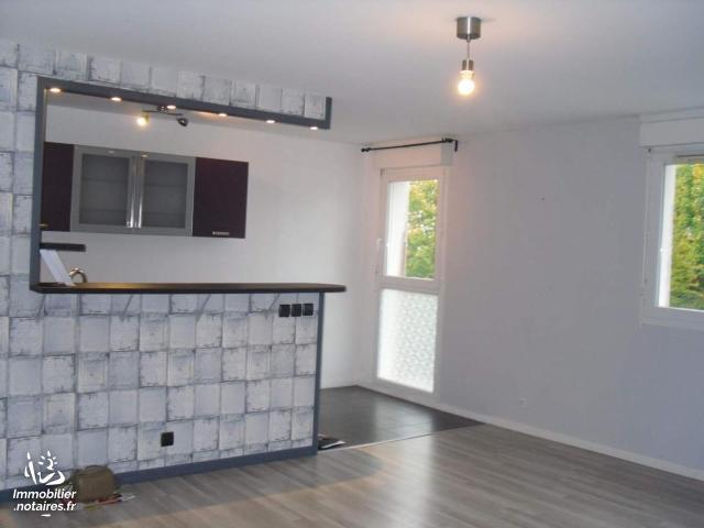 Location - Appartement - Chevaigné - 58.93m² - 3 pièces - Ref : 012/2256