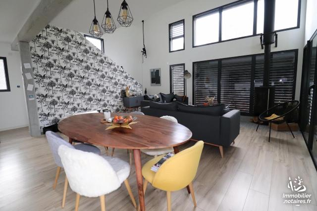 Vente - Maison - Betton - 123.00m² - 6 pièces - Ref : 012/2267