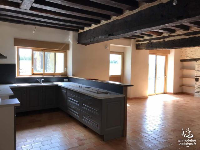 Location - Maison - Châteaugiron - 168.00m² - 7 pièces - Ref : 018/3725