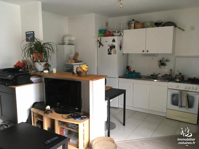 Location - Appartement - Noyal-sur-Vilaine - 43.44m² - 2 pièces - Ref : 019/4324