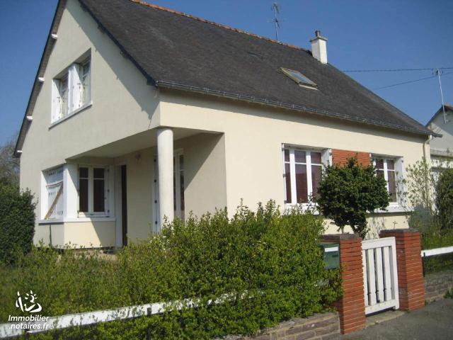 Vente - Maison - Mordelles - 124.00m² - 7 pièces - Ref : 029/1522