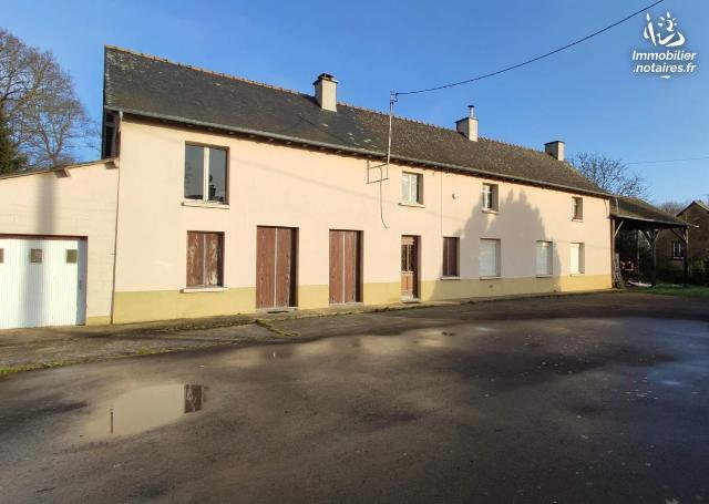 Vente - Maison - Pleumeleuc - 220.00m² - 6 pièces - Ref : 030/72663
