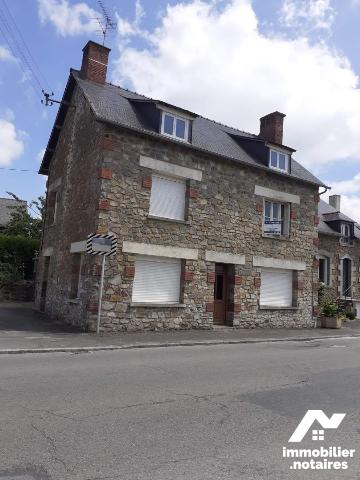 Vente - Maison - Luitré-Dompierre - 126.0m² - 5 pièces - Ref : 037/1689