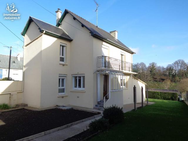 Location - Maison / villa - FOUGERES - 80 m² - 3 pièces - 037/1064