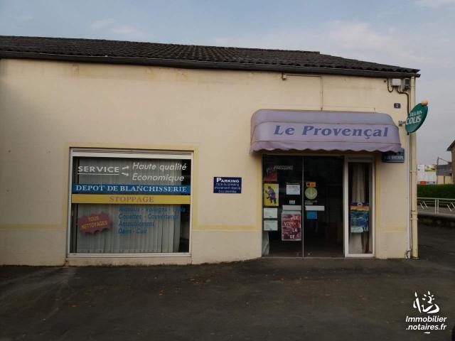 Vente - Fonds de commerce - Fougères - 150.0m² - Ref : 037/1445