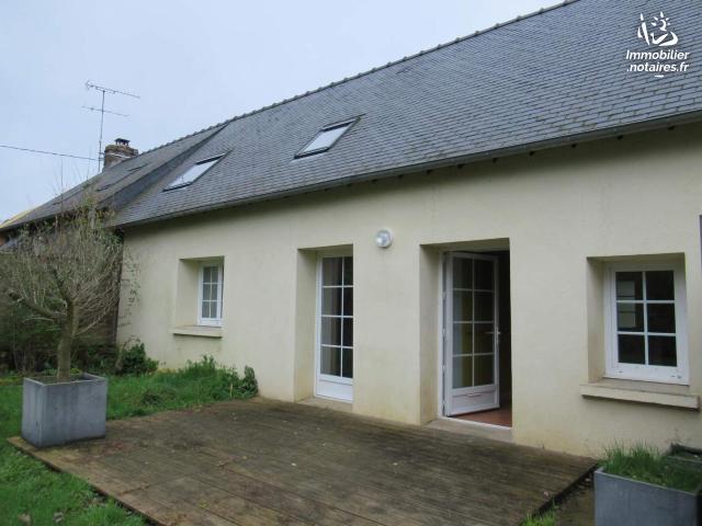 Location - Maison - Paimpont - 96.00m² - 5 pièces - Ref : 057/1378
