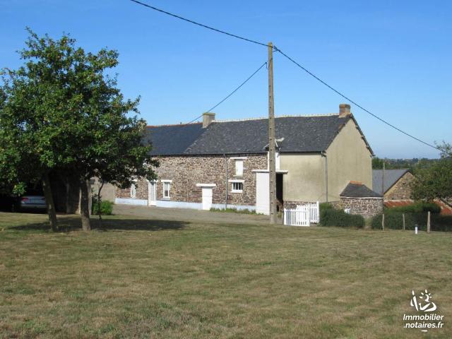 Vente - Maison - Saint-Thurial - 47.00m² - 3 pièces - Ref : 057/1349