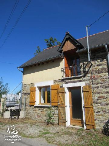Vente - Maison - Paimpont - 65.00m² - 4 pièces - Ref : 057/1350