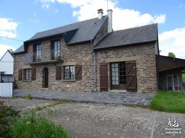 Vente - Maison - Baulon - 120.00m² - 5 pièces - Ref : 060/2878