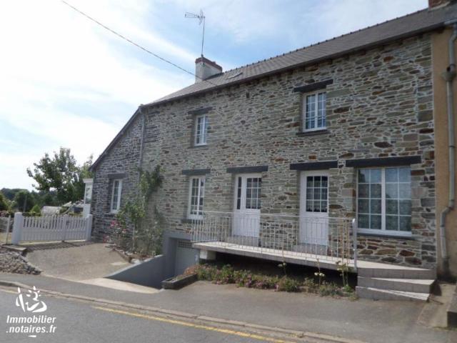 Vente - Maison / villa - MESSAC - 150 m² - 5 pièces - 078/372