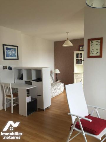 Vente - Appartement - Saint-Méloir-des-Ondes - 32.0m² - 1 pièce - Ref : 088/521