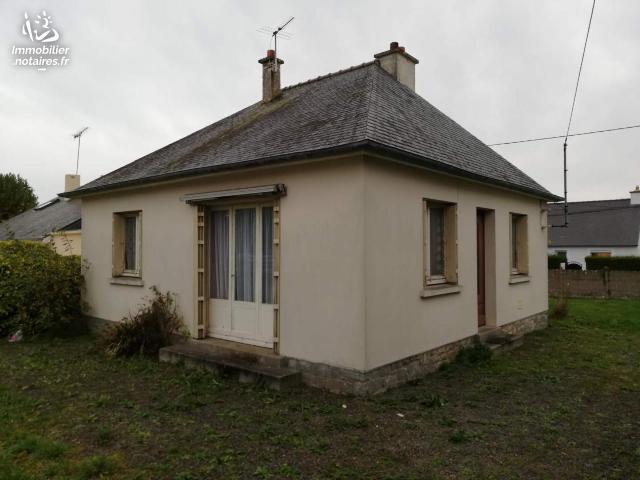 Vente - Maison - Saint-Méloir-des-Ondes - 42.00m² - 2 pièces - Ref : 088/630