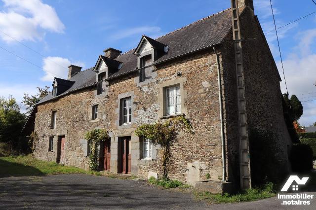 Vente - Maison - Plerguer - 150.0m² - 5 pièces - Ref : VP-21-1266
