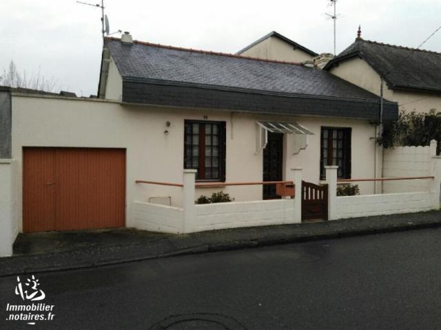 Vente - Maison - Saint-Jacques-de-la-Lande - 52.00m² - 3 pièces - Ref : 097/853