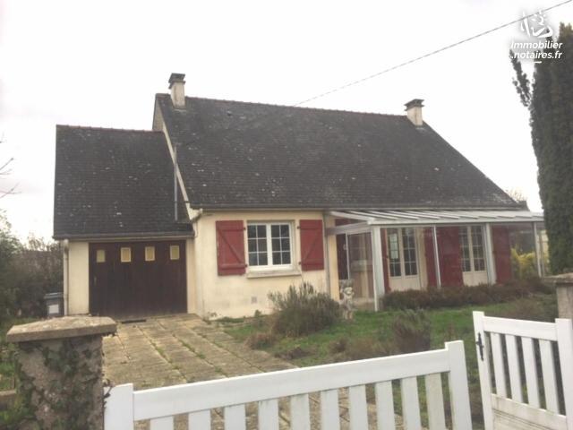 Vente - Maison - Tinténiac - 76.00m² - 4 pièces - Ref : 105/1701