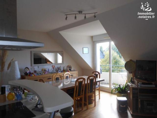 Vente - Appartement - TINTENIAC - 65 m² - 3 pièces - 105/1539