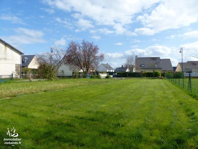 Vente - Terrain à bâtir - Louvigné-de-Bais - 494.00m² - Ref : 118/749