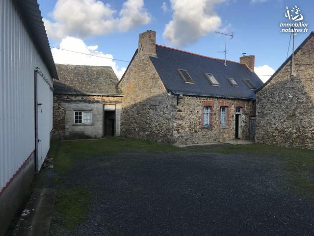 Vente - Maison - Martigné-Ferchaud - 110.00m² - 5 pièces - Ref : 122/2575