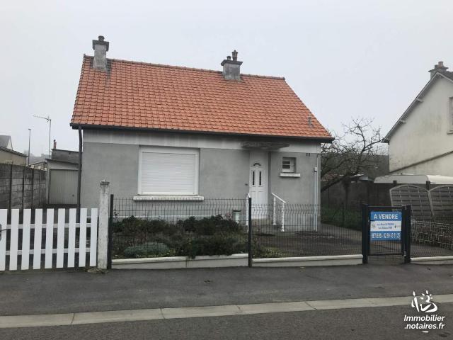Vente - Maison - Janzé - 49.00m² - 3 pièces - Ref : 122/2576