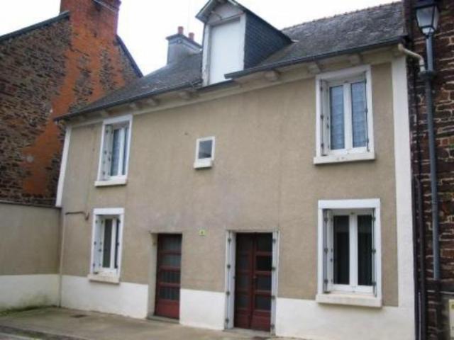 Vente - Maison - Saint-Méen-le-Grand - 93.00m² - 7 pièces - Ref : 1217/M00935