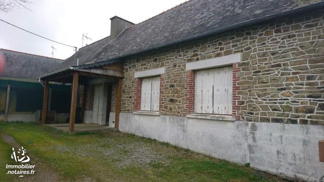 Vente - Maison / villa - ARBRISSEL - 70 m² - 4 pièces - 134/3551