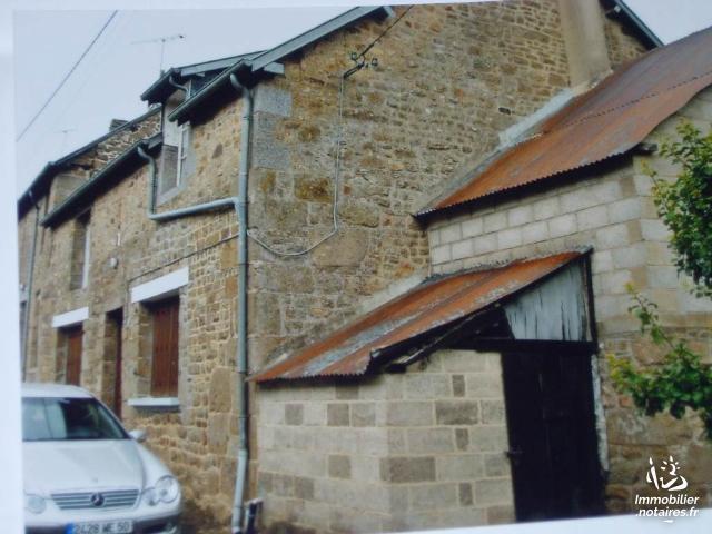 Vente - Maison - Saint-Georges-de-Reintembault - 68.0m² - 4 pièces - Ref : 4189