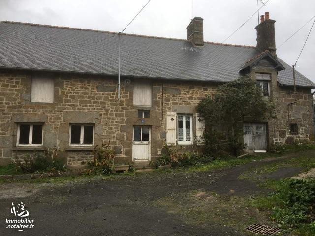 Vente - Maison - Louvigné-du-Désert - 45.0m² - 3 pièces - Ref : 8483