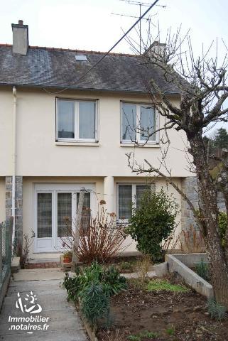 Vente - Maison - Louvigné-du-Désert - 65.0m² - 5 pièces - Ref : 7616