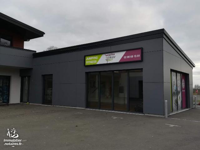 Vente - Local d'activité - Saint-Aubin-du-Cormier - Ref : 137/3535