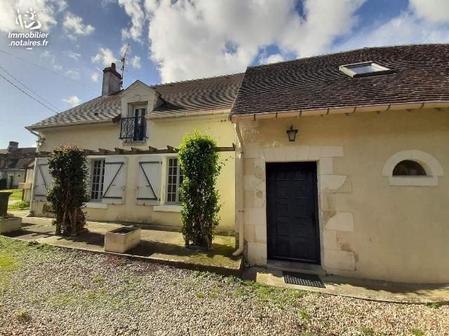 Vente - Maison - Veuil - 105.00m² - 3 pièces - Ref : 021/1257