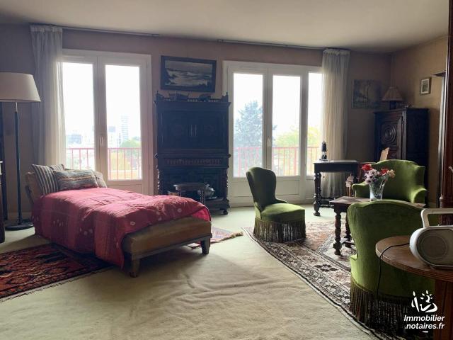 Vente - Appartement - Tours - 60.00m² - 2 pièces - Ref : 004/2808