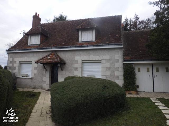 Vente - Maison - Athée-sur-Cher - 146.00m² - 5 pièces - Ref : 020/1492