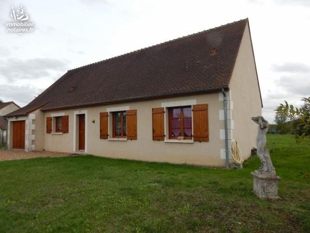 Vente - Maison - Saint-Georges-sur-Cher - 89.00m² - 5 pièces - Ref : 021/PA0541