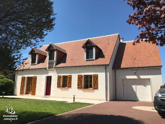 Vente - Maison - Chambray-lès-Tours - 181.00m² - 5 pièces - Ref : 031/1877