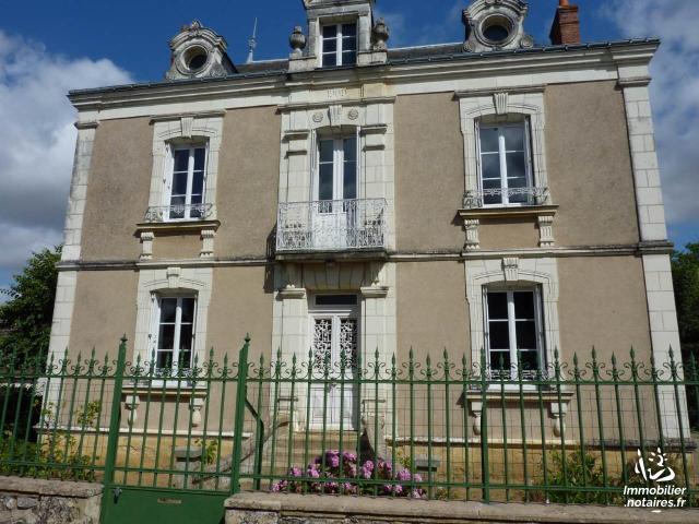 Location - Maison - Sonzay - 150.00m² - 6 pièces - Ref : 042/579