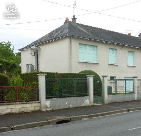 Vente - Maison / villa - ST PATERNE RACAN - 75 m² - 4 pièces - 042/1069