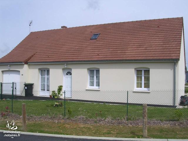 Location - Maison - Monnaie - 96.00m² - 5 pièces - Ref : 044/874