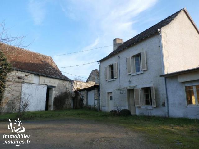 Vente - Maison - Chinon - 64.74m² - 4 pièces - Ref : 1998