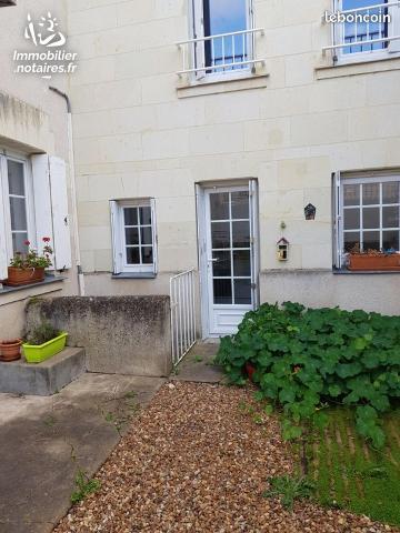 Location - Maison - Bourgueil - 105.00m² - 5 pièces - Ref : 37059/175