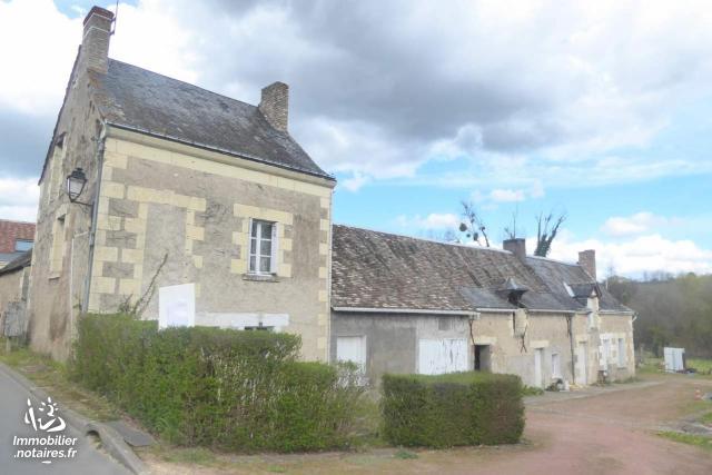 Vente - Maison - Langeais - 73.00m² - 4 pièces - Ref : 063/1115