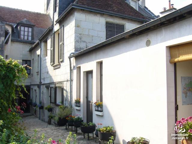 Vente - Maison - Loches - 200.00m² - 9 pièces - Ref : 075/1464