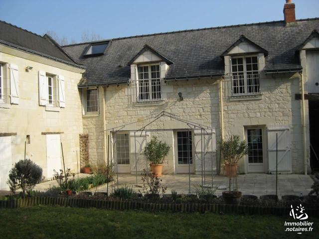 Vente - Maison - Thizay - 155.00m² - 6 pièces - Ref : 094/3010