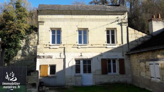Vente - Maison / villa - FONTEVRAUD L ABBAYE - 120 m² - 5 pièces - 094/656