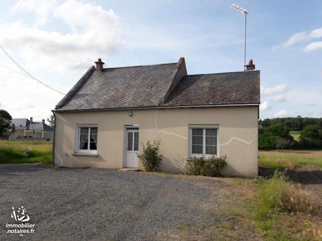 Vente - Maison - Saint-Benoît-la-Forêt - 53.00m² - 3 pièces - Ref : 094/759